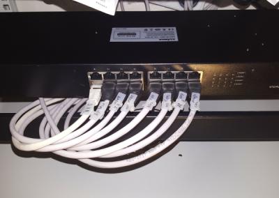 רשתות תקשורת מחשבים | התקנת רשתות תקשורת